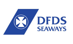 dfds ferry logo